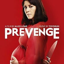 TOYDRUM - PREVENGE ORIGINAL SOUNDTRACK DIGIPAK  CD NEU