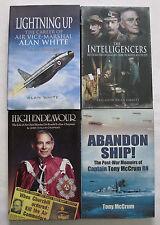 Lot 4 British Royal Navy RAF Military Intelligence History War Army Aviation