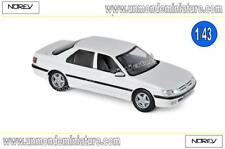 Peugeot 605 1998 White  NOREV - NO 476503 - Echelle 1/43