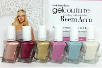 Essie Gel Couture - REEM ACRA Wedding COLLECTION - 0.46oz Pick Your Color