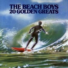 The Beach Boys - 20 Golden Greats / EMI RECORDS CD  (CDP 7 46738 2)