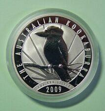Australien 1 $ Kookaburra 2009 1 oz , in original Kapsel