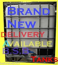 Water Tank,1000 Litre IBC * Brand New***$290 each  Tank