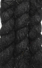 1000 Himalaya Recycled Pure Soft Banana Silk Yarn Black
