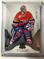 2016-17 Upper Deck The Cup Patrick Roy Montreal /249 Hall of Fame