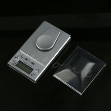 10g*0.001g LCD Digital Electronic Pocket Gram Jewelry Weight Balance Scale New