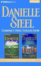 Danielle Steel CD Collection 3: Matters of the Heart, Southern Lights by
