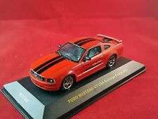 2005 FORD MUSTANG GT STALLINGS POLICE CAR - 1/43 IXO