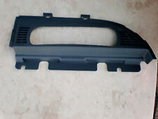 BMW E36 convertible OEM rear right side seat air vent outlet grille trim grey
