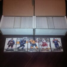 2011/12 UPPER DECK YOUNG GUNS COMPLETE SET SERIES 1 & 2 (1-500) 100 YOUNG GUNS