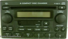 Honda 98+ CD6 Cassette XM capable radio. OEM factory original stereo. Brand new