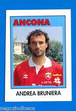 AIC Calciatori 1992-93 - Figurina-Sticker n. 12 - BRUNIERA - ANCONA -New