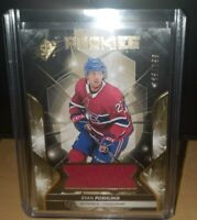 2019-20 SPx Ryan Poehling 189/199 RC patch Rookies #68 Montreal Canadiens