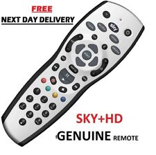 UK BRAND NEW SKY + PLUS HD BOX REMOTE CONTROL REV 9f REPLACEMENT + BATTERIES