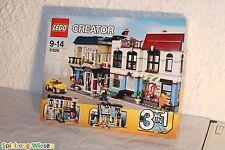 LEGO® CREATOR 31026 Fahrradladen & Cafe - NEU & OVP -