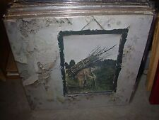 LED ZEPPELIN IV / stairway to heaven ( rock ) 2nd pressing