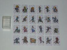 Lot 24 Mini-Cartes NFC AMIIBO ZELDA BREATH OF THE WILD Nintendo Switch / Wii U