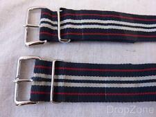 neuf x2 Corps Royal des Transports Bracelets De Montre