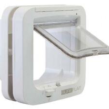 SureFlap SUR001 Microchip Cat Flap - White, Premium Service, Fast Dispatch