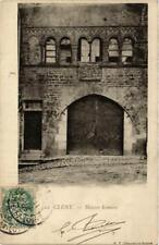 CPA Cluny Maison Romane (649637)