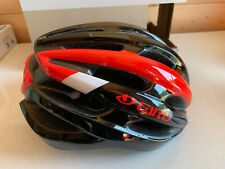 BRAND NEW Giro Foray Road Helmet Bright Red Black 59-63cm Large MUST GO ONE ONLY