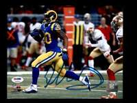 Todd Gurley PSA DNA Coa Signed 8x10 Autograph Photo