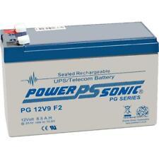 Powersonic 12v 8.5ah Battery