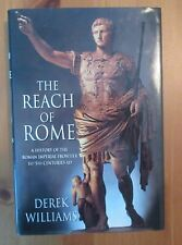scholar book History Rome Frontiers Roman derek williams