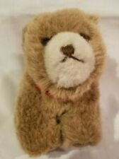 VINTAGE STEIFF -BROWNY the GRIZZLY BEAR- PLUSH TEDDY ANIMAL -1445/12-