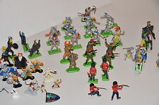 BRITAIN DEETAIL1971, 1978, 1987  LARGE LOT SOLDIERS STAR WARS LJN TOYS