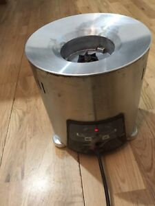 Choco King Party Hotel Commercial Chocolate Fountain Motor Only Base