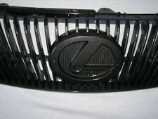 NEW Upper Grill Lexus IS250 IS350  2006 2007 2008 OEM Replacement Grille
