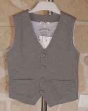 Gilet de costume gris neuf taille 5 ans marque Nucleo (b)