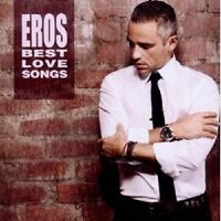 EROS RAMAZZOTTI - EROS BEST LOVE SONGS (2 CD) 32 TRACKS NEU