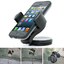 360 Rotatable Car Windscreen Suction Cup Mount Mobile Phone Holder Bracket Stand for HTC One A9