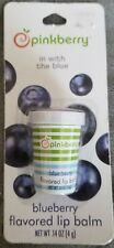 Pinkberry~Blueberry flavored lip balm
