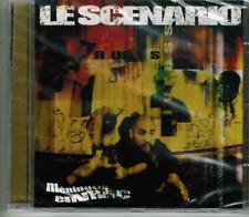 CD - LE SCENARIO - MENINGES EN VRAC # MINT / NEU IN OVP  #F15#