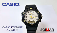 CASIO VINTAGE AQ-130W ILLUMINATOR WR.100 QW.1320 ANALOGICO/DIGITAL Ø.44mm ESFERA
