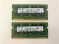 Apple OEM Memory RAM 8GB PC3-10600/S Sodimm iMac Macbook Pro Mac Mini DDR3