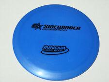 Disc Golf Innova Gstar Sidewinder Understable Distance Driver 175g Blue