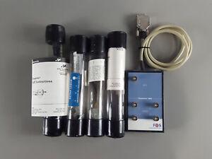 FMS Finometer Model 2 Midi Interface with 4 x Finapres Fingercuffs Lab