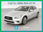 2018 Infiniti Q50 2.0t LUXE Sedan 4D Vehicle Dynamic Control Remote Trunk Release Traction Control Moon Roof Cruise