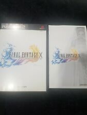 ⭐Final Fantasy 10 X PlayStation 2 Ps2 Sony Complet Ntsc-J🎌Jap⭐