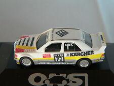 HERPA MERCEDES BENZ 190E DTM 1990 #77 FRITZ KREUTZPOINTNER AMG KÄRCHER, NEU+OVP