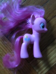 "My Little Pony ""PINKIE PIE"" Brushable G4 3""  MLP #1"