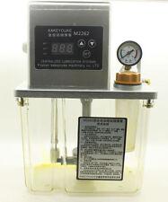 2l 220v Auto Lubricación Bomba Cnc Electrónico Digital Temporizador Lcd Automático Engrasador