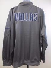 New Dallas Mavericks Mens Size 4XL Majestic Full Zip Track Jacket MSRP $65