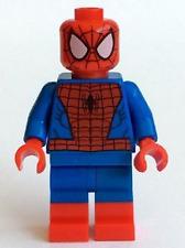 Lego Minifigs, Spider-Man - sh205 - NEW - NEUF - 76037