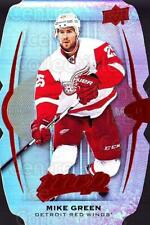 2016-17 Upper Deck MVP Colors and Contours #33 Mike Green