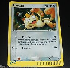 Meowth # 013 Nintendo Black Star Promo 13 HOLO Pokemon Card NEAR MINT